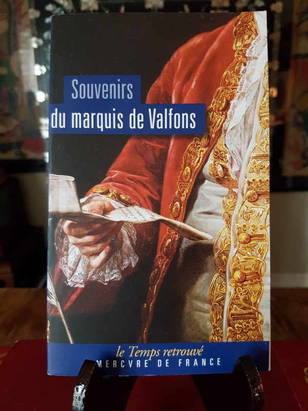 image of Valfons book cover