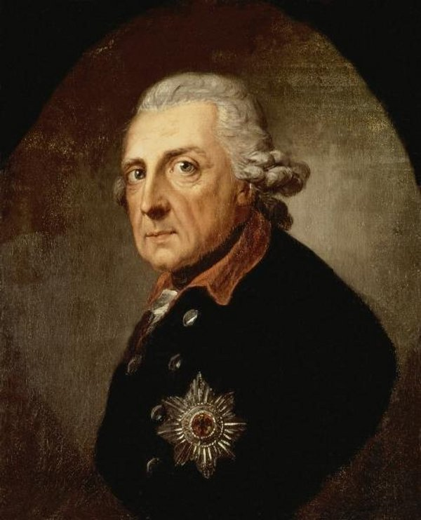 (image of Frederick the Great)