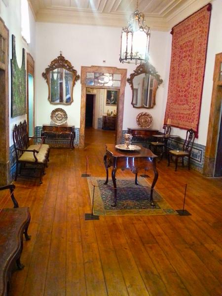 The Cadaval Hall.