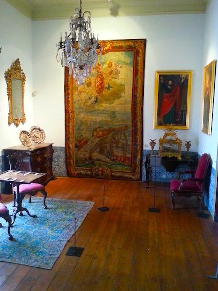 The Dom Joao V Room.