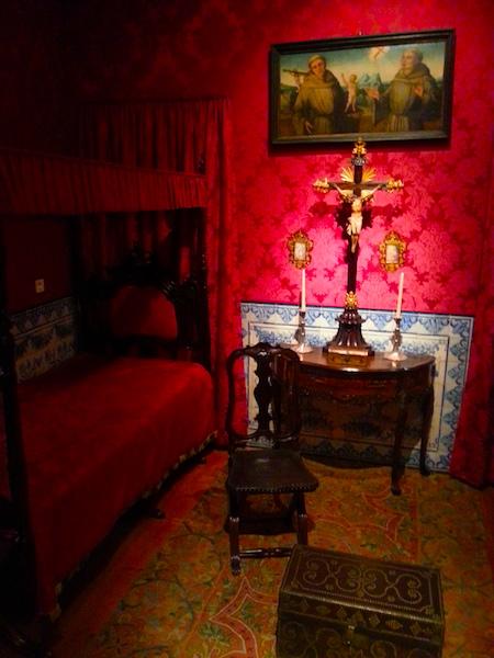 The Dom Jose Bedroom.