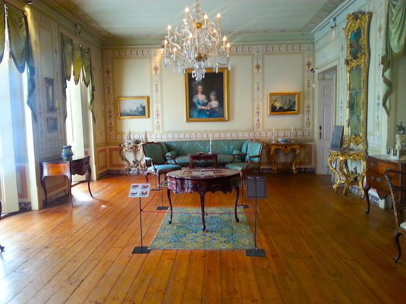 The Dom Jose Room.