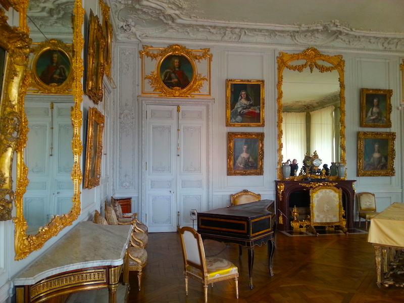 The Grand Cabinet.