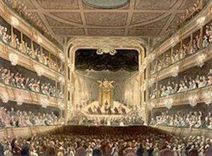 Covent Garden Theatre.