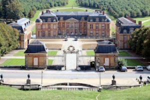 The Chateau de Dampierre.