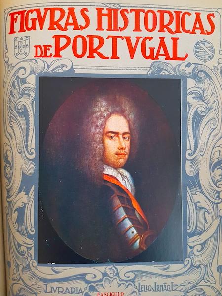 Dom João V, King of Portugal and the Algarves.