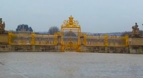 The Golden Gate of Versailles: Today in History
