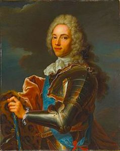 François-Marie de Broglie (1671-1745), Marshal of France, created Duke in 1742. Credit: Wikipedia.