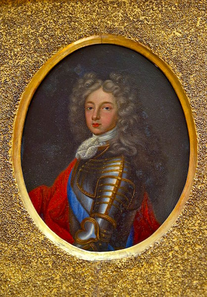 Felipe V as Philippe d'Anjou, probably just before his accession.