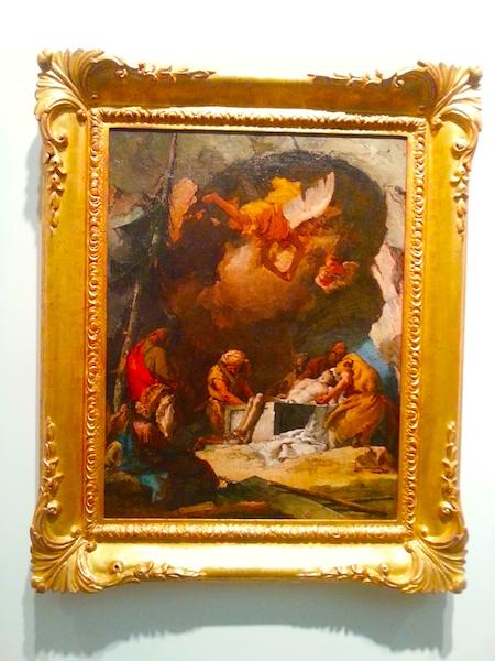 TIepolo's The Entombment, 1765-1770.