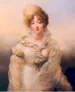 Mme de Boigne in her youth. Credit: Wikipedia.