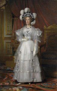 Marie-Amélie de Bourbon-Sicile, Queen of the French. Credit: Wikipedia.