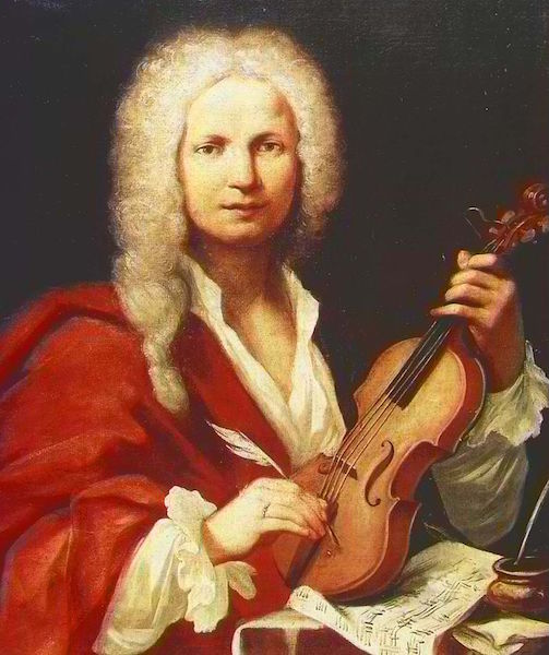 Vivaldi. Credit: Wikipedia.