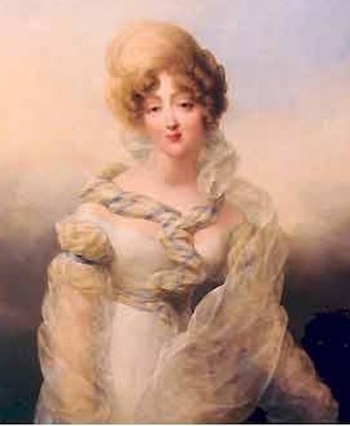 Adélaïde d'Osmond, Comtesse de Boigne (1781-1866).