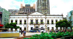 A Versailles Century Building in Macau