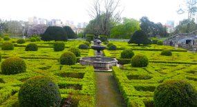 Palacio Fronteira: The Gardens
